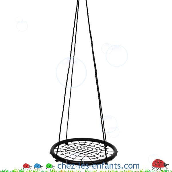 balancoire pas cher portique bois cannelle balan oire. Black Bedroom Furniture Sets. Home Design Ideas