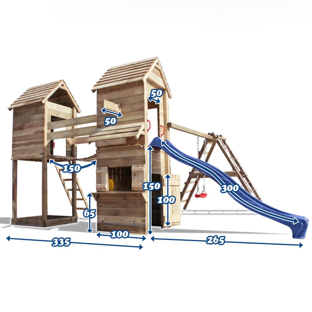 toboggan pour aire de jeux cirque et balancoire. Black Bedroom Furniture Sets. Home Design Ideas