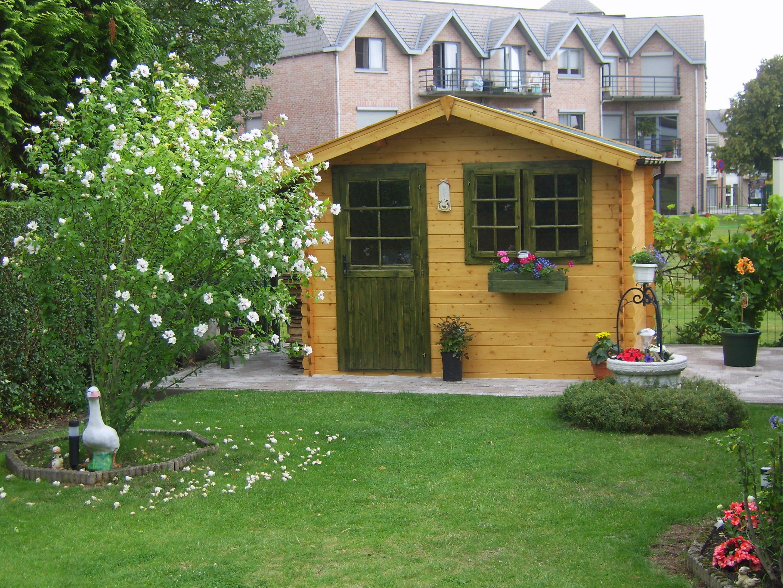 Abri de jardin taxe d\'aménagement - Abri de jardin et balancoire idée