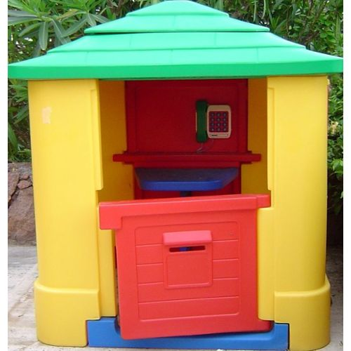 Cabane de jardin chicco - Abri de jardin et balancoire idée
