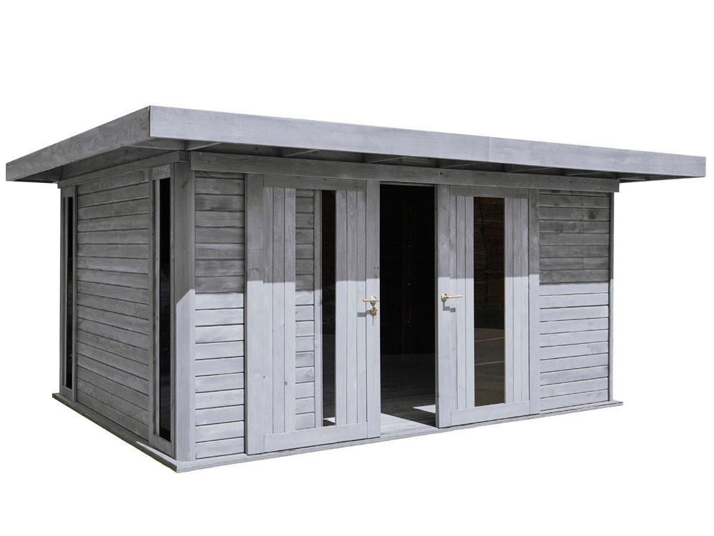 Cabane de jardin composite abri de jardin et balancoire id e - Cabane de jardin en resine ...
