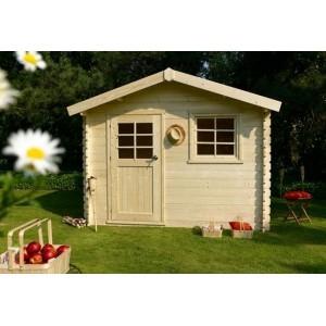 abri de jardin 7m2 abri de jardin et balancoire id e. Black Bedroom Furniture Sets. Home Design Ideas