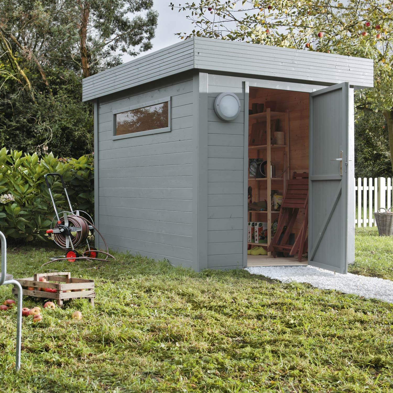 Abri jardin resine carrefour - Abri de jardin et balancoire idée