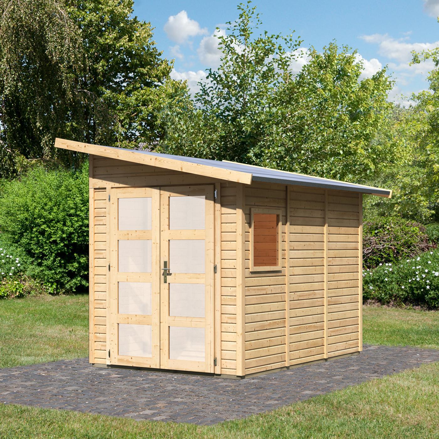 abri de jardin castorama lescar abri de jardin et. Black Bedroom Furniture Sets. Home Design Ideas