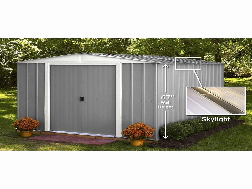 abri de jardin metal ns1012 yardmaster abri de jardin et balancoire id e. Black Bedroom Furniture Sets. Home Design Ideas