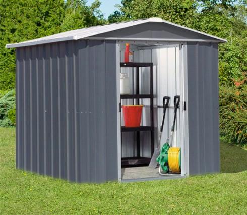Abri jardin metal yardmaster