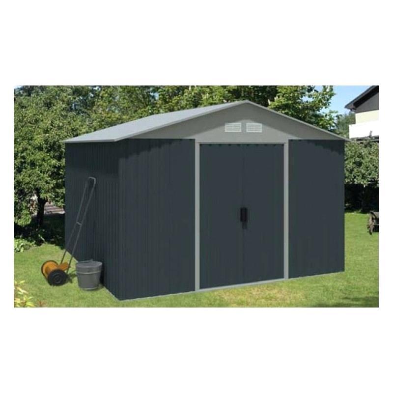 abri de jardin metal en belgique abri de jardin et. Black Bedroom Furniture Sets. Home Design Ideas