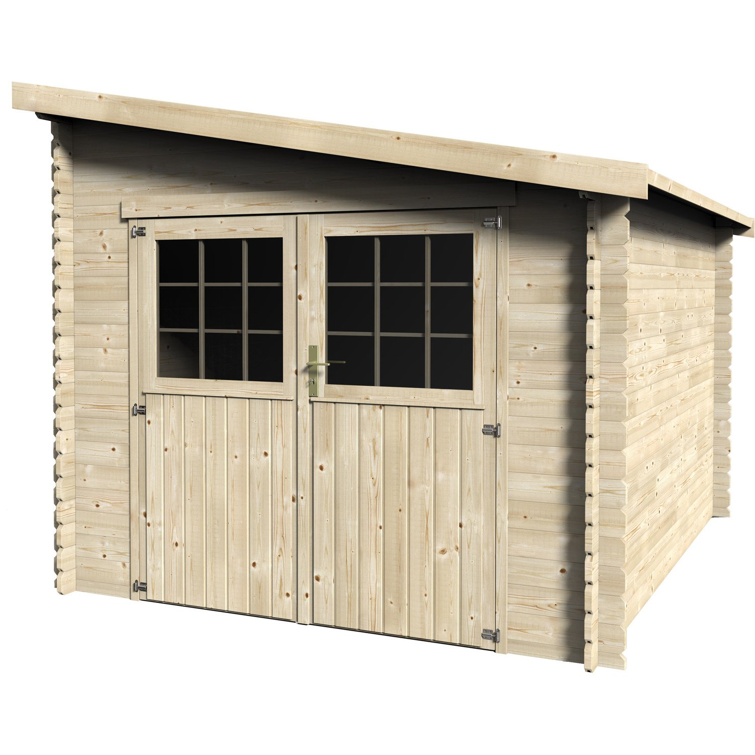Abri de jardin pvc occasion perfect abri de jardin for Garage discount brest