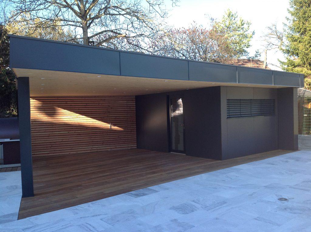 abris de jardin design en bois abri de jardin et balancoire id e. Black Bedroom Furniture Sets. Home Design Ideas