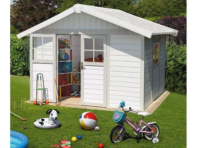abri jardin metal ou pvc abri de jardin et balancoire id e. Black Bedroom Furniture Sets. Home Design Ideas