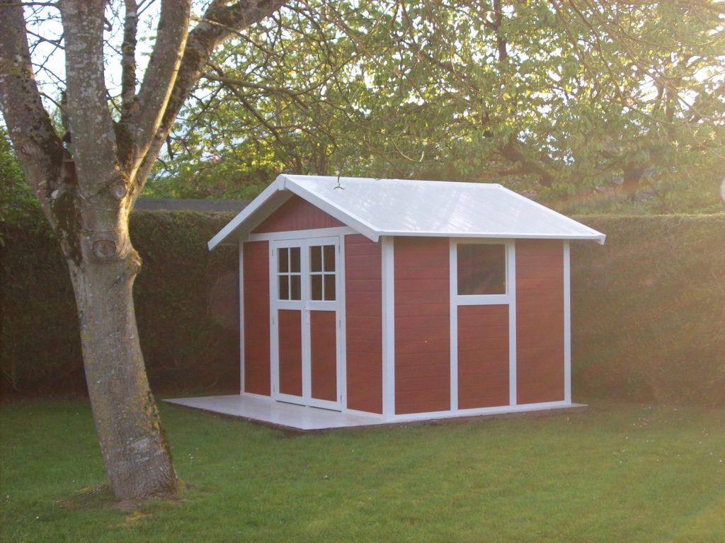 abri jardin resine grosfillex abri de jardin et. Black Bedroom Furniture Sets. Home Design Ideas