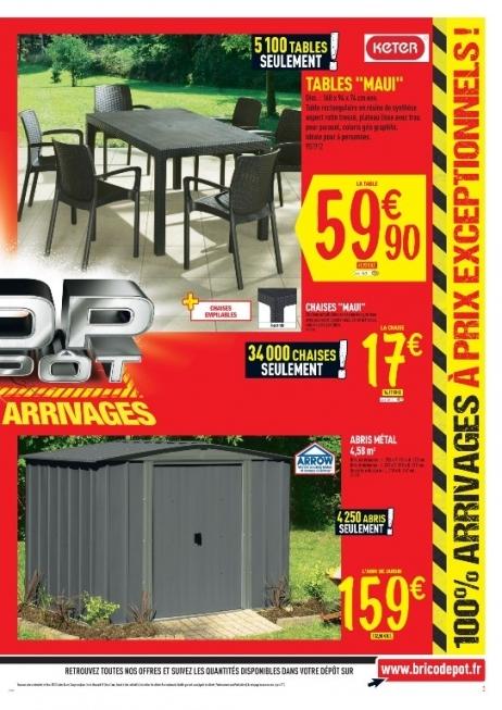 abri de jardin keter brico depot. Black Bedroom Furniture Sets. Home Design Ideas