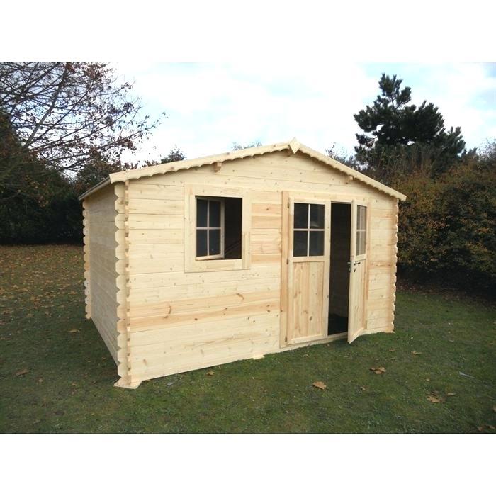 Cabane jardin brico depot abri de jardin et balancoire id e for Jardin de madera cobertizo brico depot