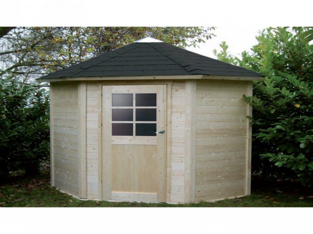 Cabane de jardin gedimat - Abri de jardin et balancoire idée