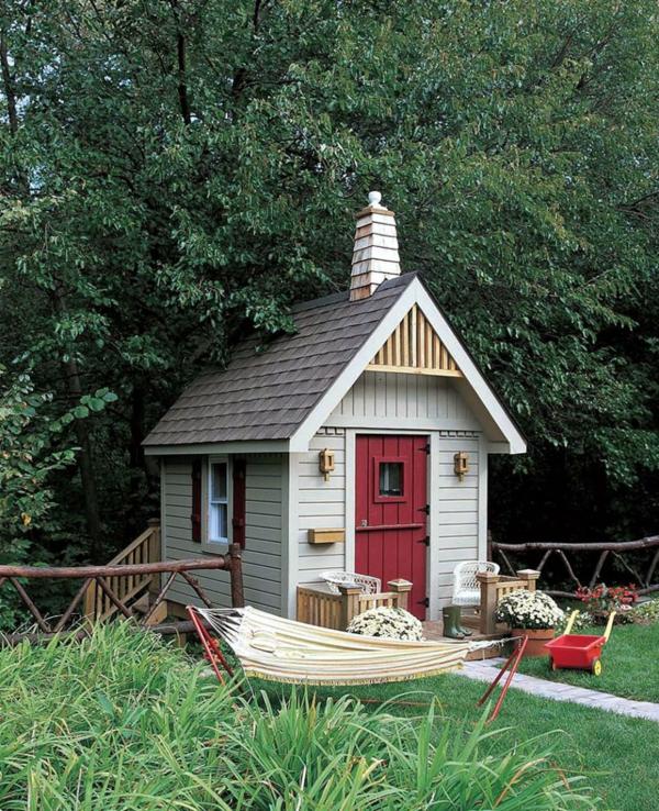 Cabane de jardin oui oui