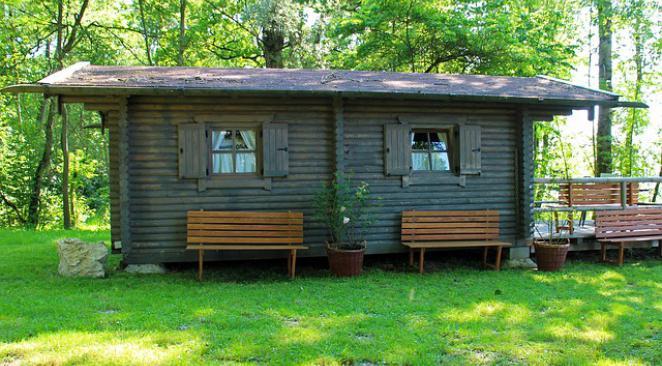 Abri jardin taxe d'habitation
