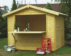 Abri de jardin toit plat bear county