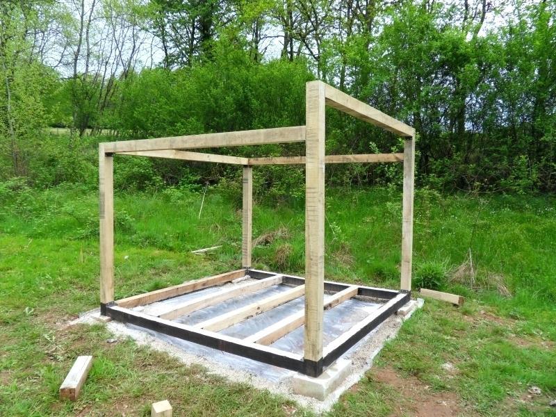 cabane jardin construire - Fabriquer Abri De Jardin