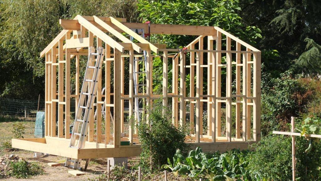 Cabane jardin brico depot abri de jardin et balancoire id e - Plan cabanon de jardin ...