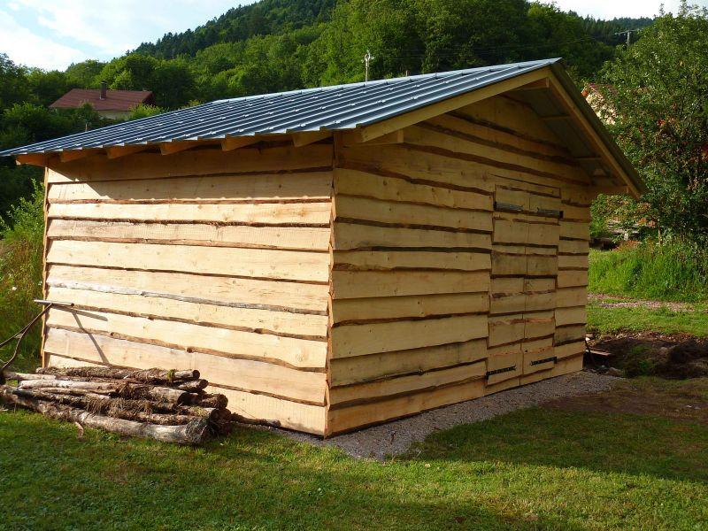 Faire Une Cabane De Jardin En Palette Abri De Jardin Et Balancoire