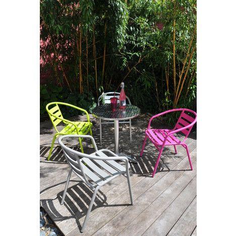 Salon de jardin bistrot 4 personnes abri de jardin et - Salon de jardin bistrot pas cher ...