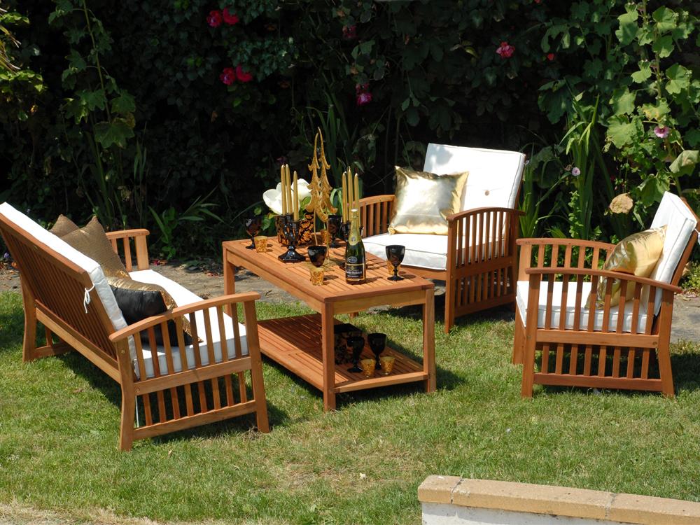 Salon de jardin casablanca - Abri de jardin et balancoire idée