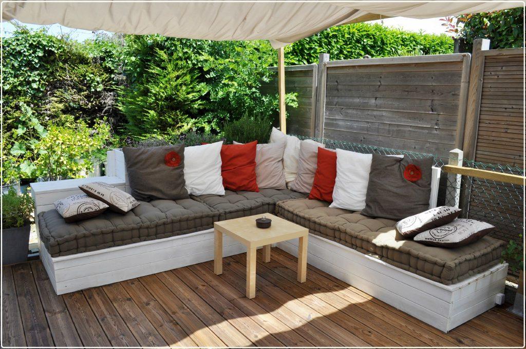 Awesome Salon De Jardin Interieur Exterieur Contemporary - House ...