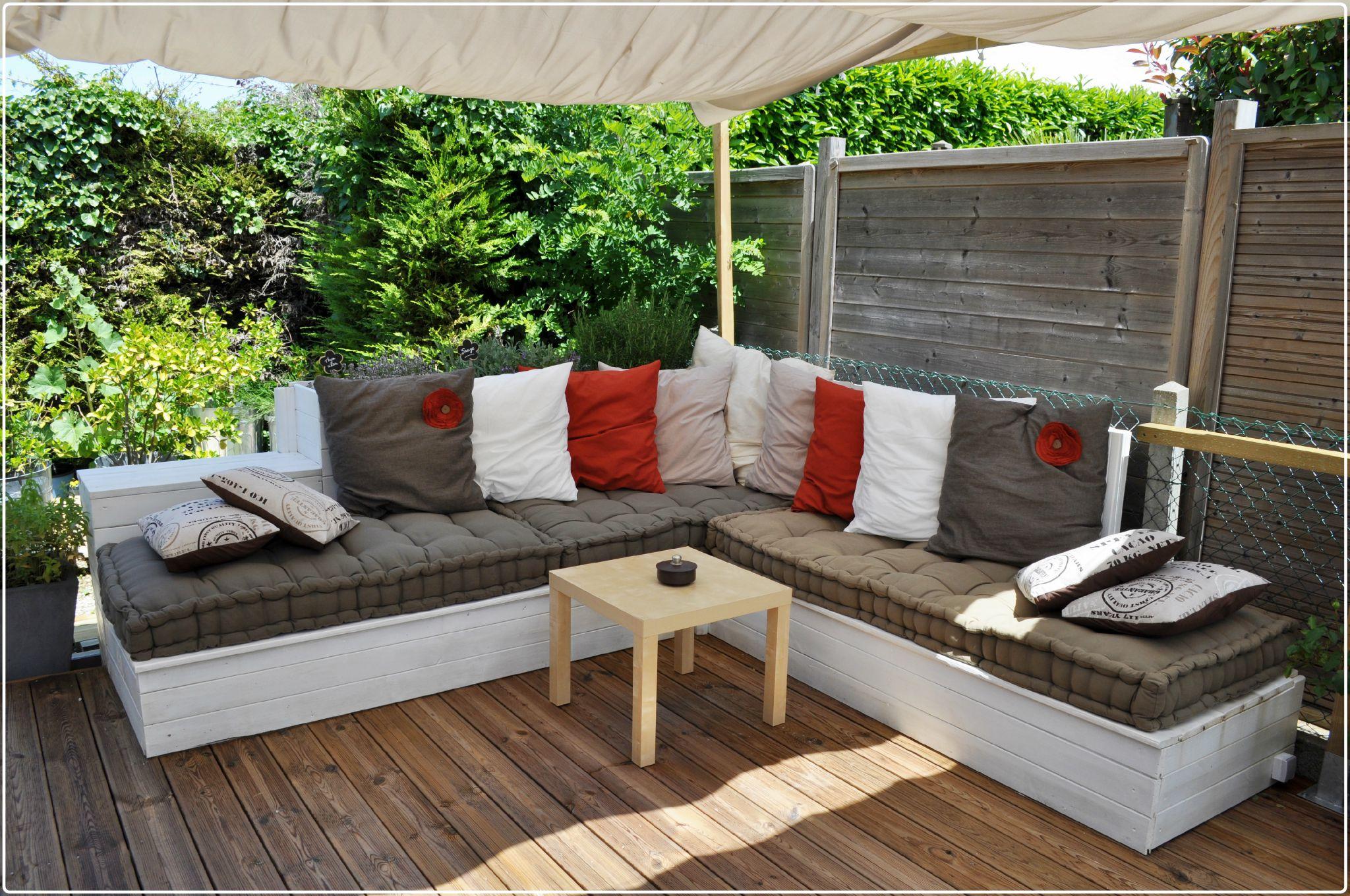 Salon de jardin interieur exterieur - Abri de jardin et ...