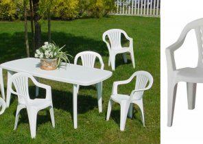 Mobilier de jardin design aluminium - Abri de jardin et ...