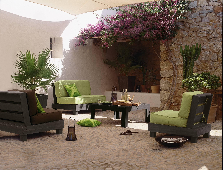 Idee amenagement salon de jardin - Abri de jardin et ...