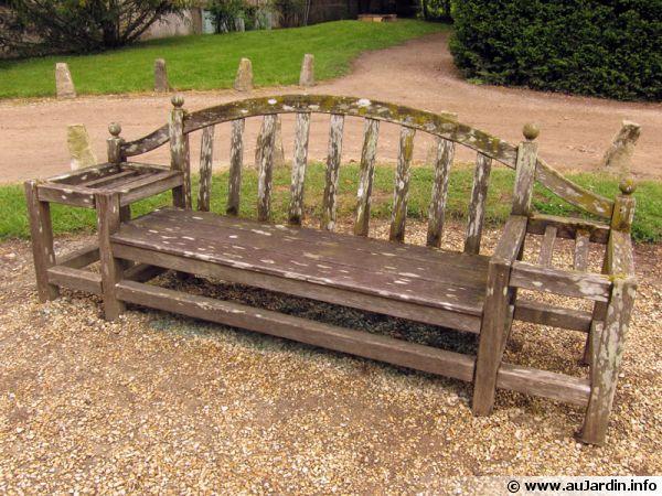Renover salon de jardin bois exotique - Abri de jardin et balancoire ...