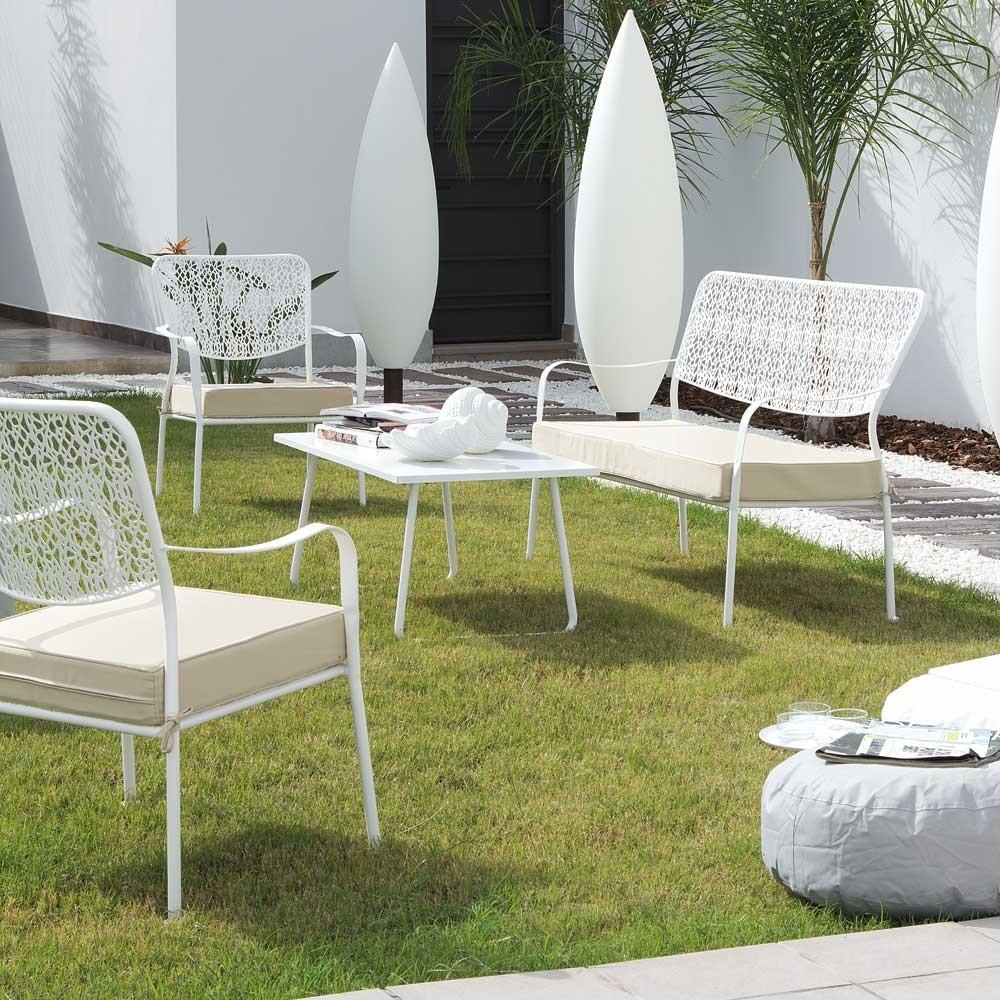 Best Salon De Jardin Bas Metal Ideas - House Interior ...