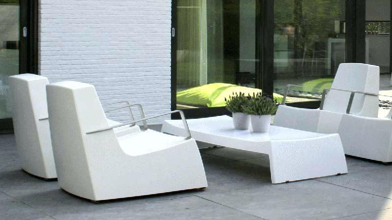 Repeindre le salon de jardin en plastique - Abri de jardin ...