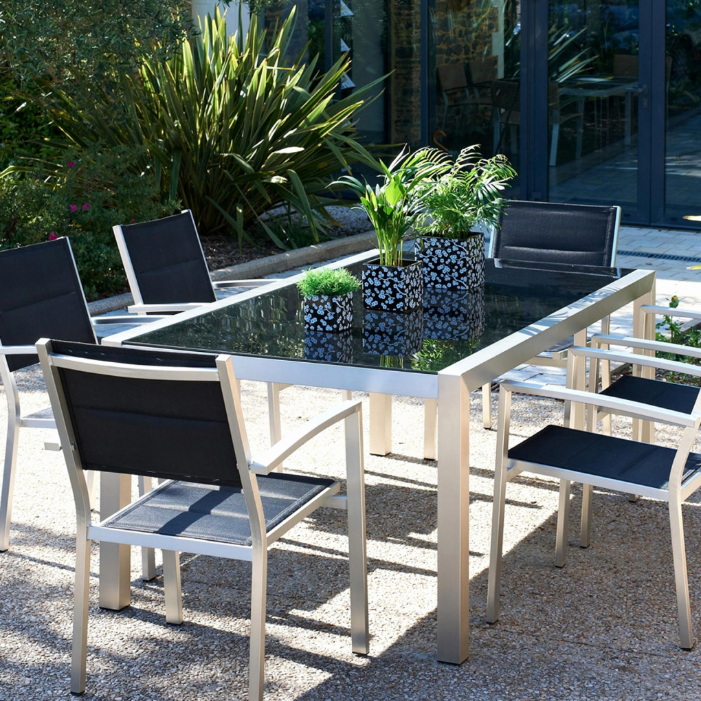 Salon de jardin bois botanic - Abri de jardin et balancoire idée