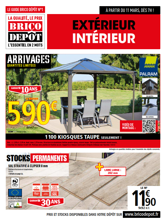 Brico Depot Jardin Exterieur