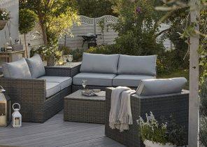 Entretenir salon de jardin en rotin - Abri de jardin et ...