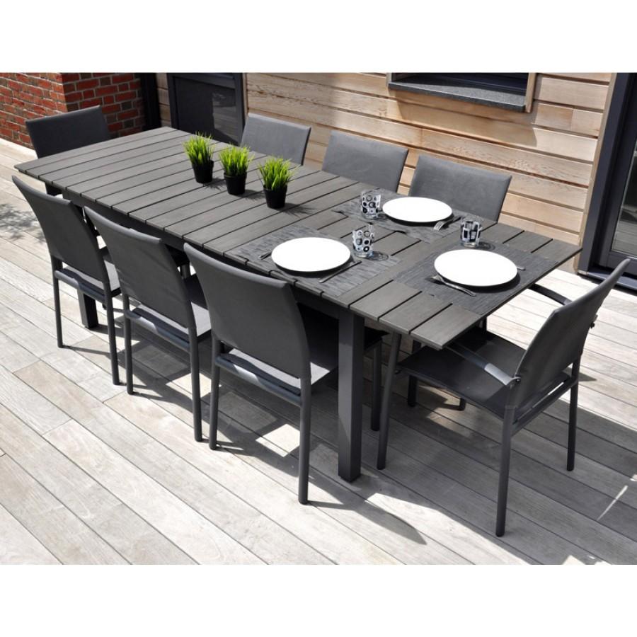 salon de jardin composite leclerc abri de jardin et. Black Bedroom Furniture Sets. Home Design Ideas