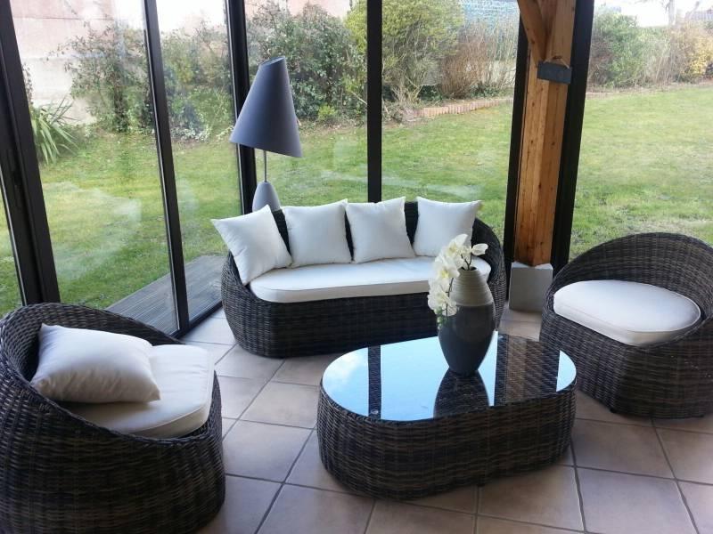 Salon de jardin nice spécial balcon - Abri de jardin et ...