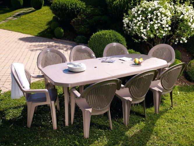 Salon de jardin couleur cappuccino - Abri de jardin et ...