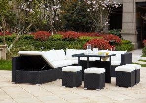 Stunning Salon De Jardin Goa Blanc Images - House Design ...