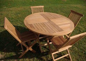 Nettoyer un salon de jardin en bambou - Abri de jardin et balancoire ...
