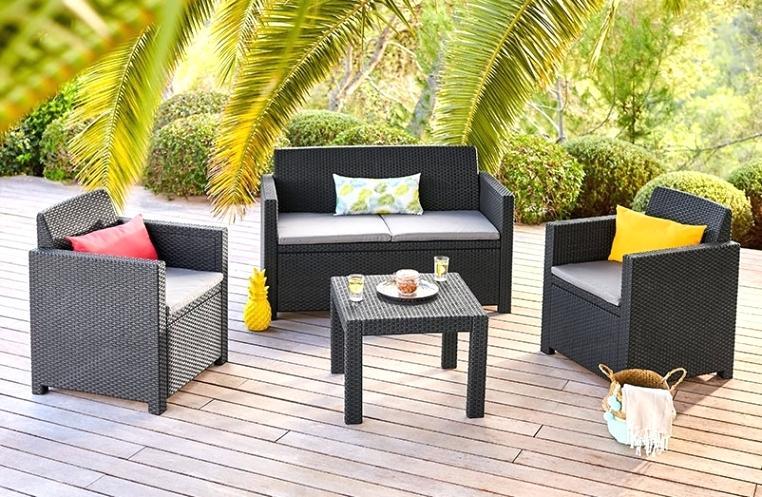 salon de jardin corona gifi abri de jardin et balancoire. Black Bedroom Furniture Sets. Home Design Ideas