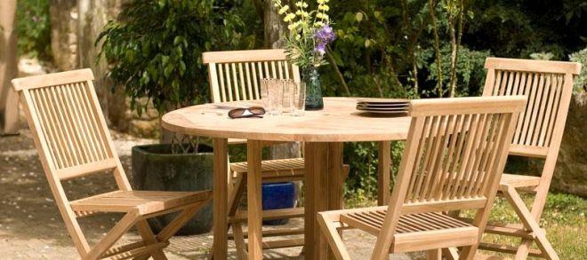 Salon de jardin en teck intermarché - Abri de jardin et balancoire idée