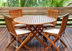 Awesome Comment Entretenir Un Salon De Jardin En Bambou Images ...