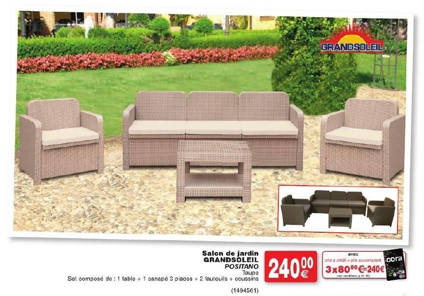 cora massy salon de jardin abri de jardin et balancoire id e. Black Bedroom Furniture Sets. Home Design Ideas