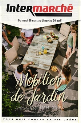 Table salon de jardin intermarché - Abri de jardin et balancoire idée