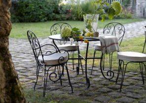 Mobilier de jardin jean christophe khanh - Abri de jardin et ...