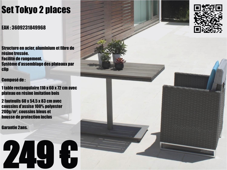 Salon de jardin tresse pour balcon - Abri de jardin et balancoire idée