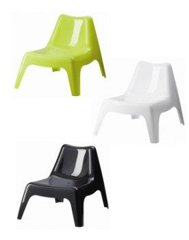 Chaise de salon de jardin plastique - Abri de jardin et ...