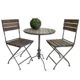 Salon de jardin table bistrot abri de jardin et - Salon de jardin bistrot pas cher ...